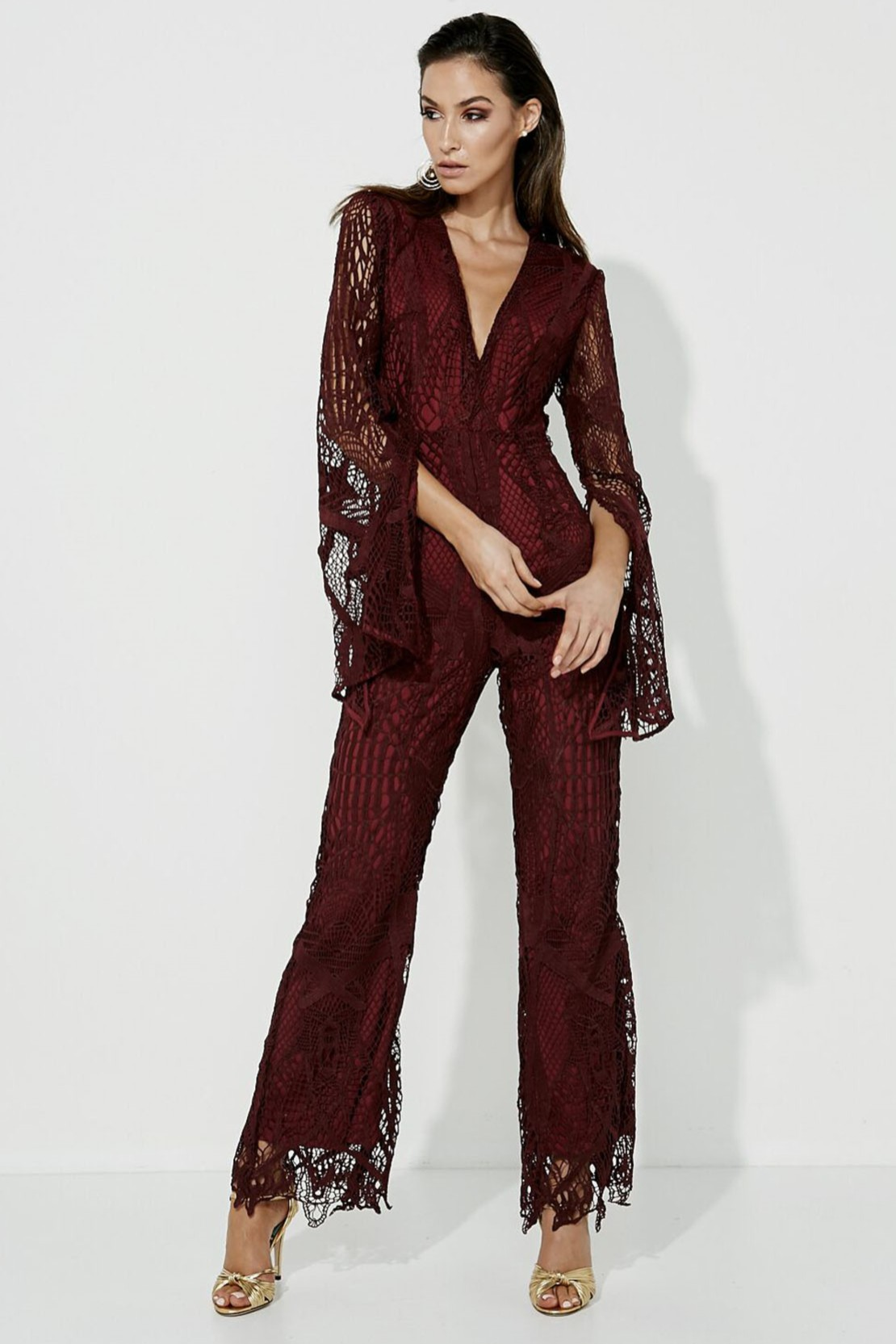 The Devil's Advocate Jumpsuit